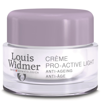 Pro-Active Cream Light (geparfumeerd)