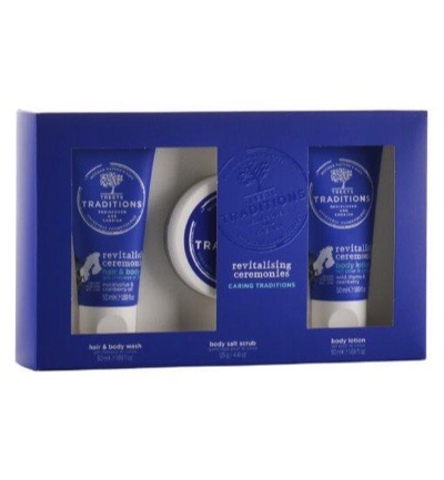 Revitalising ceremonies giftset