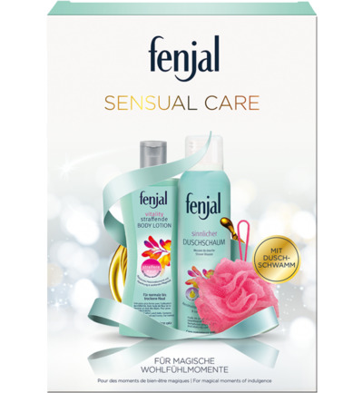 Gifts sensual care 2017
