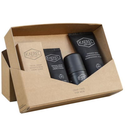 Skin care giftset