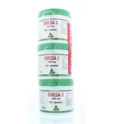 Omega 3 1000 mg 2 + 1 actie