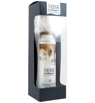 Therme Cadeauset Shower Gel Hammam Met Puff (1st)