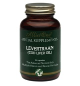 Levertraan (Cod Liver oil)