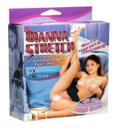 Dianna Stretch Doll 1stuk