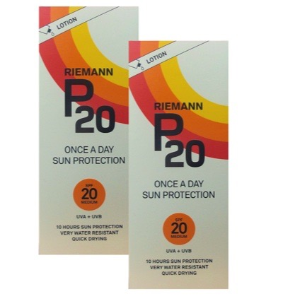 Duo 2 X Factor 20 Lotion