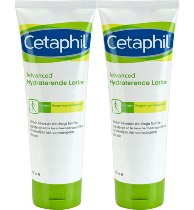 Advanced hydraterende lotion Duo