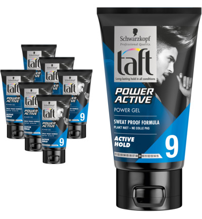 Level 9 Power Active gel 6 pack