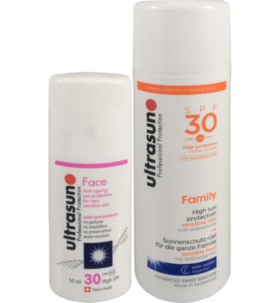 Family SPF 30 + Facecreme SPF30
