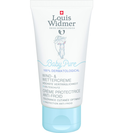 Baby Pure Weer & Wind Creme