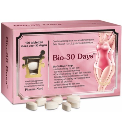 Pharma Nord Bio 30 Days 120tabl