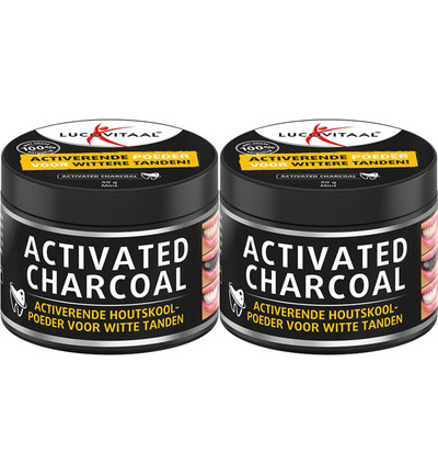Activated charcoal duo