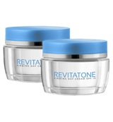 Revitatone Firming Day Cream duo + gratis toilettasje!