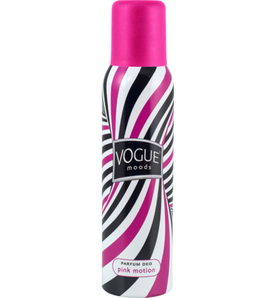 Moods Parfum Deo Pink Motion