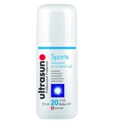 Sports Transparent Sun Protection Gel SPF20
