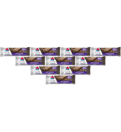 Endulge Crispy Milk Chocolate reep 10-pack (repenactie)