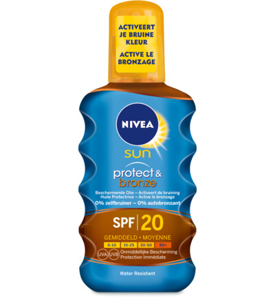 Sun Bronze Spr Oil F20