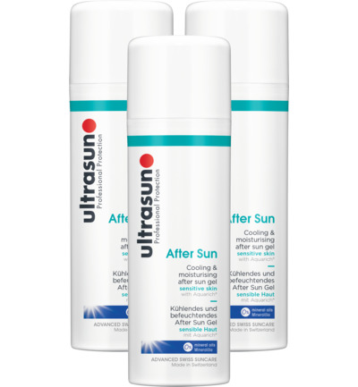 Aftersun gel trio