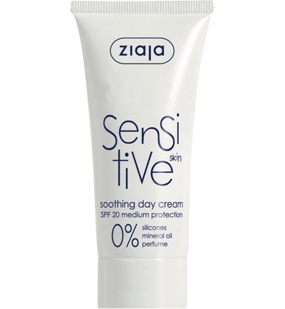 Sensitive Dagcreme SPF 20