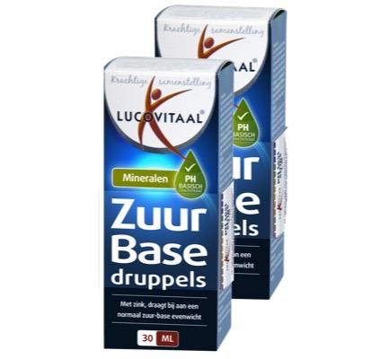 Zuur base druppels Duo (FSO)