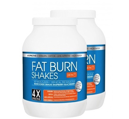 Fat Burner Shake Duo