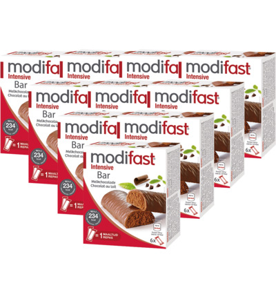 Snack & meal lunchreep melkchocolade 10-pack (repenactie)