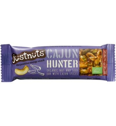Spicy bar: Cajun Hunter