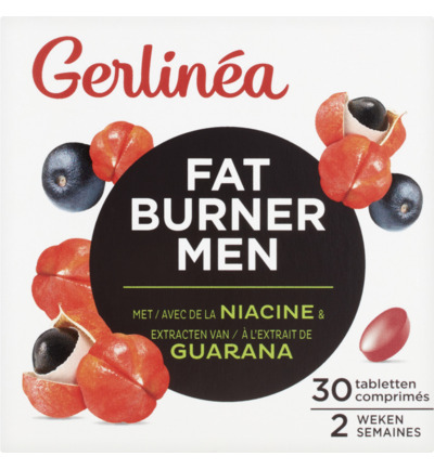 Fat Burner Men 30tbl