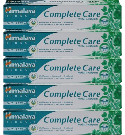 Herbals Complete Care 5-pack