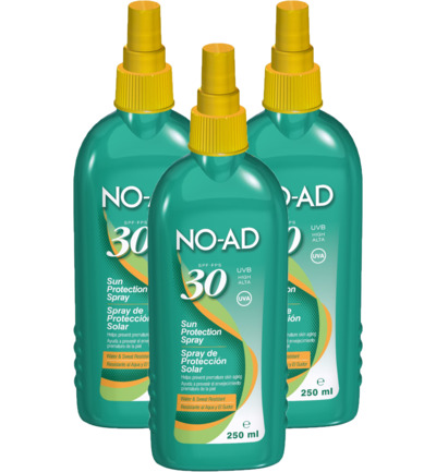 Spray factor 30 trio