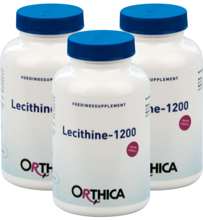 Lecithine 1200 mg trio