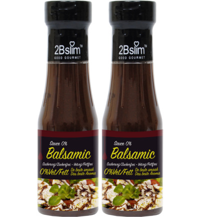 Balsamico dressing Duo