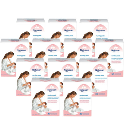 First touch zoogkompressen 12-pack