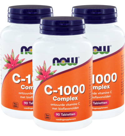Vitamine C 1000mg complex trio