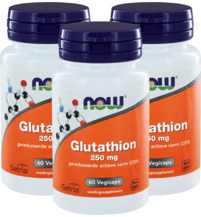 L-Glutathion 250 mg trio