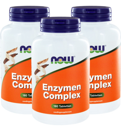 Enzymen complex 800mg trio