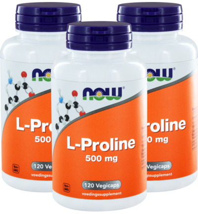 L-Proline 500 mg trio