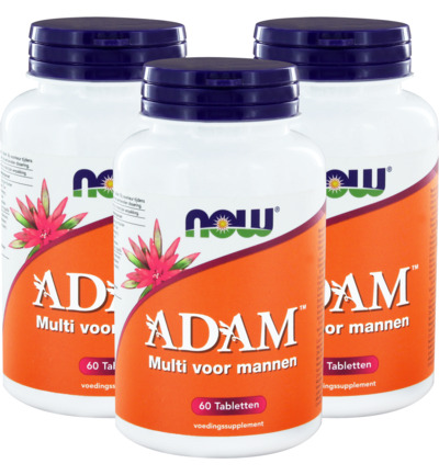 Adam multi vitamine man trio