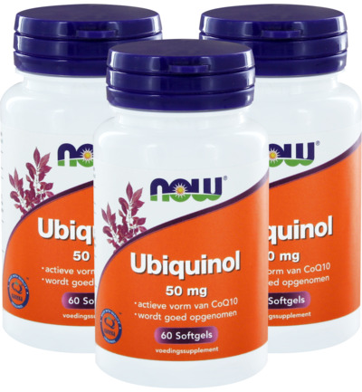 Ubiquinol 50 mg trio