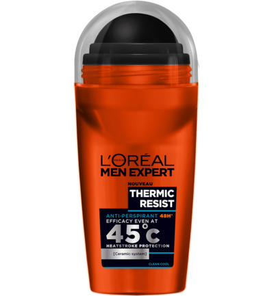 Men Expert Thermic Resist Anti-perspirant deo-roller