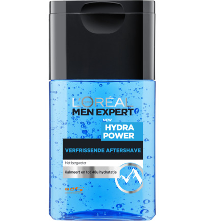 Hydra Power Aftershave