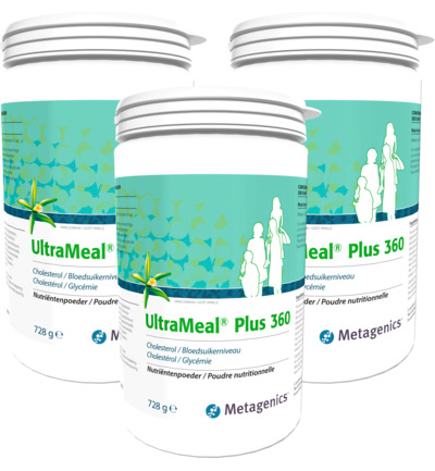 Ultra meal plus 360 vanille Trio