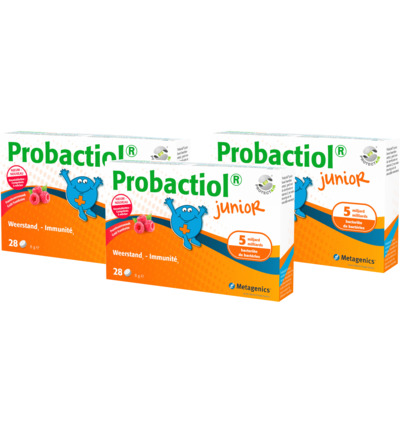 Probactiol junior chewable Trio