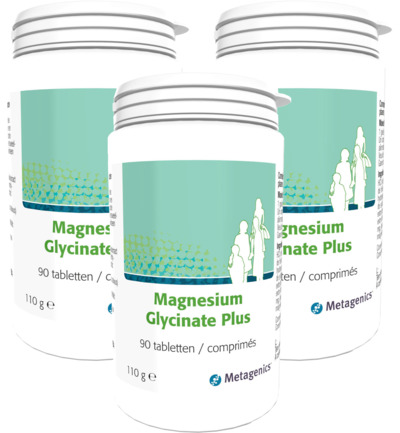 Magnesium glycinate plus Trio