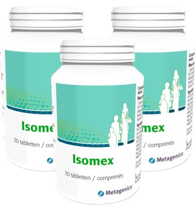 Isomex pot Trio