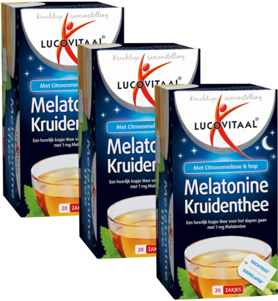 Melatonine thee trio