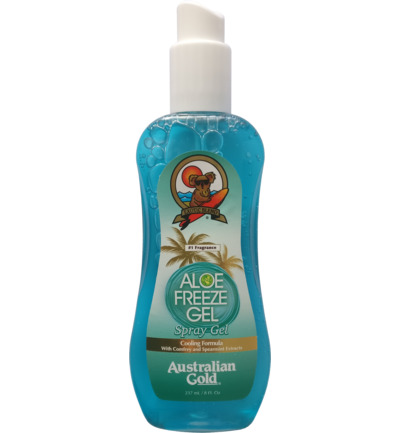 Aloe Freeze Gel Spray