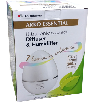 Ultrasonic Essential Oil Aroma Verspreider