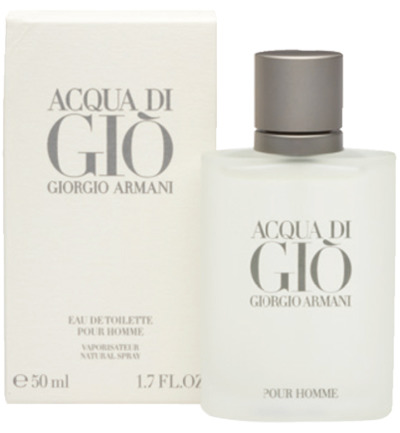 Acqua Di Gio Eau de Toilette Pour Homme Natural Spray