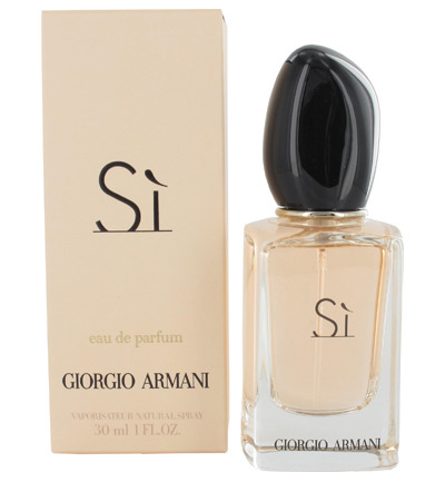 Si eau de parfum spray female