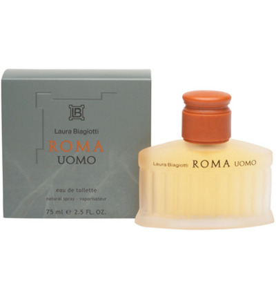 Roma Uomo Eau de Toilette Natural Spray